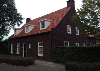 Renovatie woonhuis Gemert